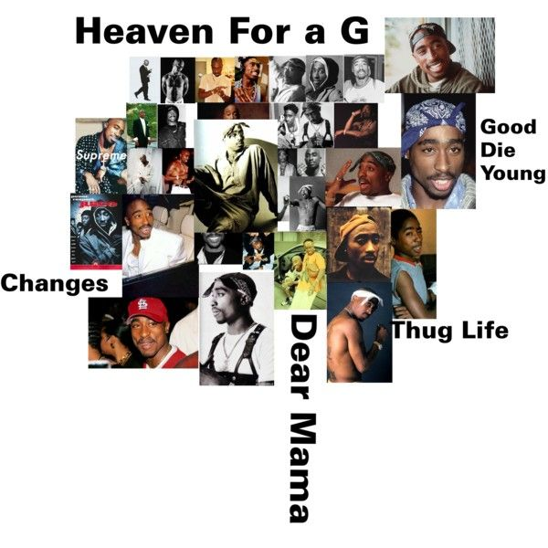 Tupac Life by dudclj on Polyvore featuring art