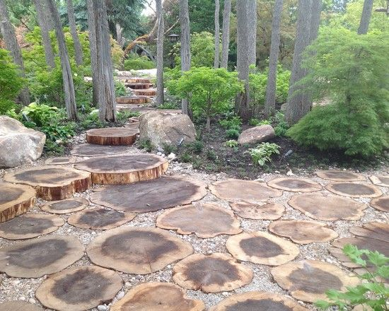 Garden Ideas Around Trees find this pin and more on garden dog garden ideas deck around tree Using Tree Stumps In Garden How To Landscape A Garden Landscaping Around A Tree Stump