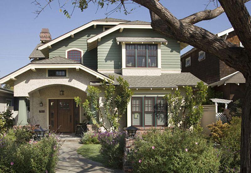 House · Charming Craftsman Home · Craftsman Style HomesCraftsman  ExteriorCraftsman BungalowsCraftsman Front DoorsBungalow ...