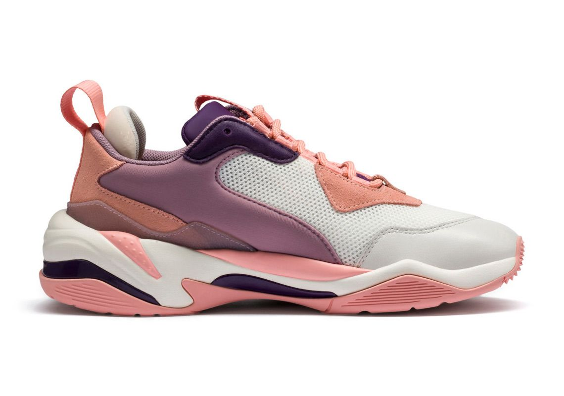 The Puma Thunder Spectra To Feature Pink And Purple Tones In
