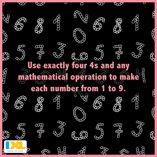 Put On Your Thinking Cap  U0026quot Four U0026quot  This Math Puzzle   Answer