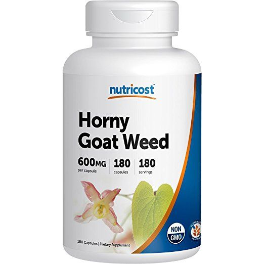 Nutricost Horny Goat Weed Full Review – Does It Work? Review of Nutricost Horny  Goat