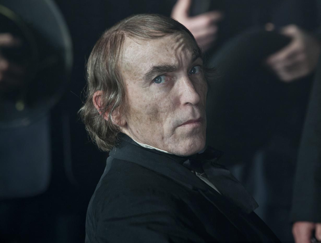 Check Out This Photo From Lincoln On Blu Ray Hd Digital Now