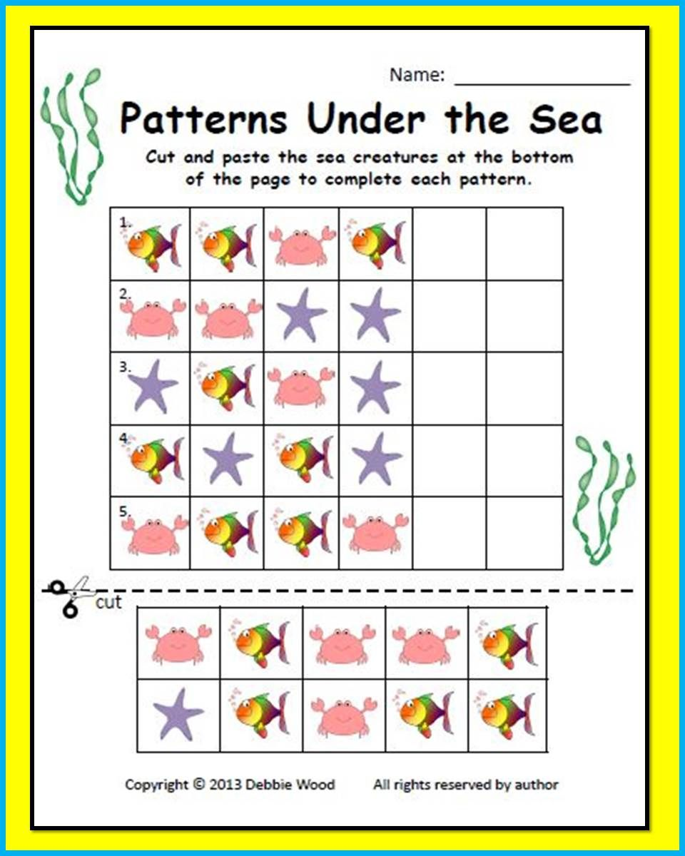Spring Math Literacy Unit Oh How I Wished Under The Sea Math Under The Sea Literacy Unit [ 1200 x 960 Pixel ]