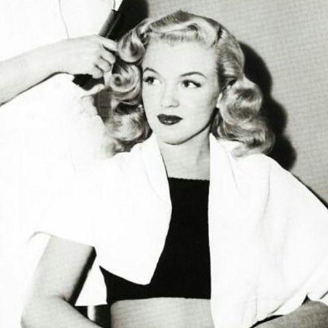 #marilynmonroe #1950s #1940s #hollywood #beauty