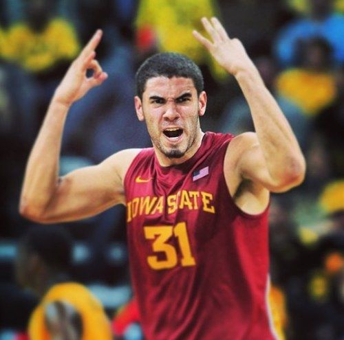 Georges Niang Iowa State Basketball Iowa State Cyclones Iowa