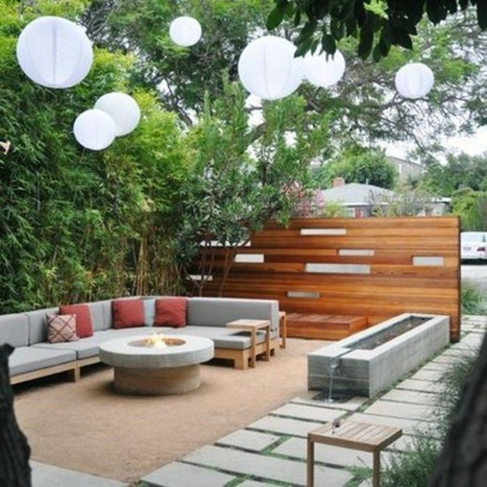 1001 Ideen Fur Moderne Gartengestaltung Zum Geniessen An Warmen