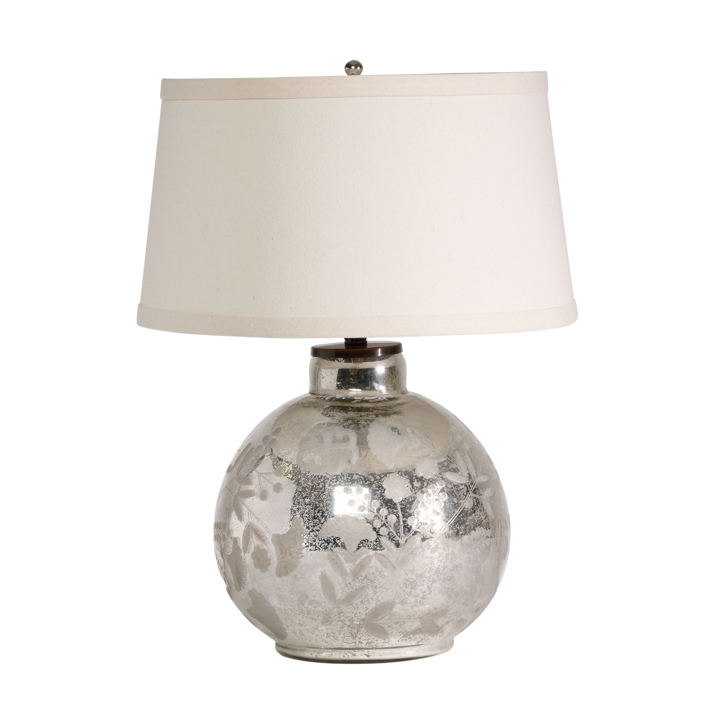 Small Stellar Ball Table Lamp   Ethan Allen US