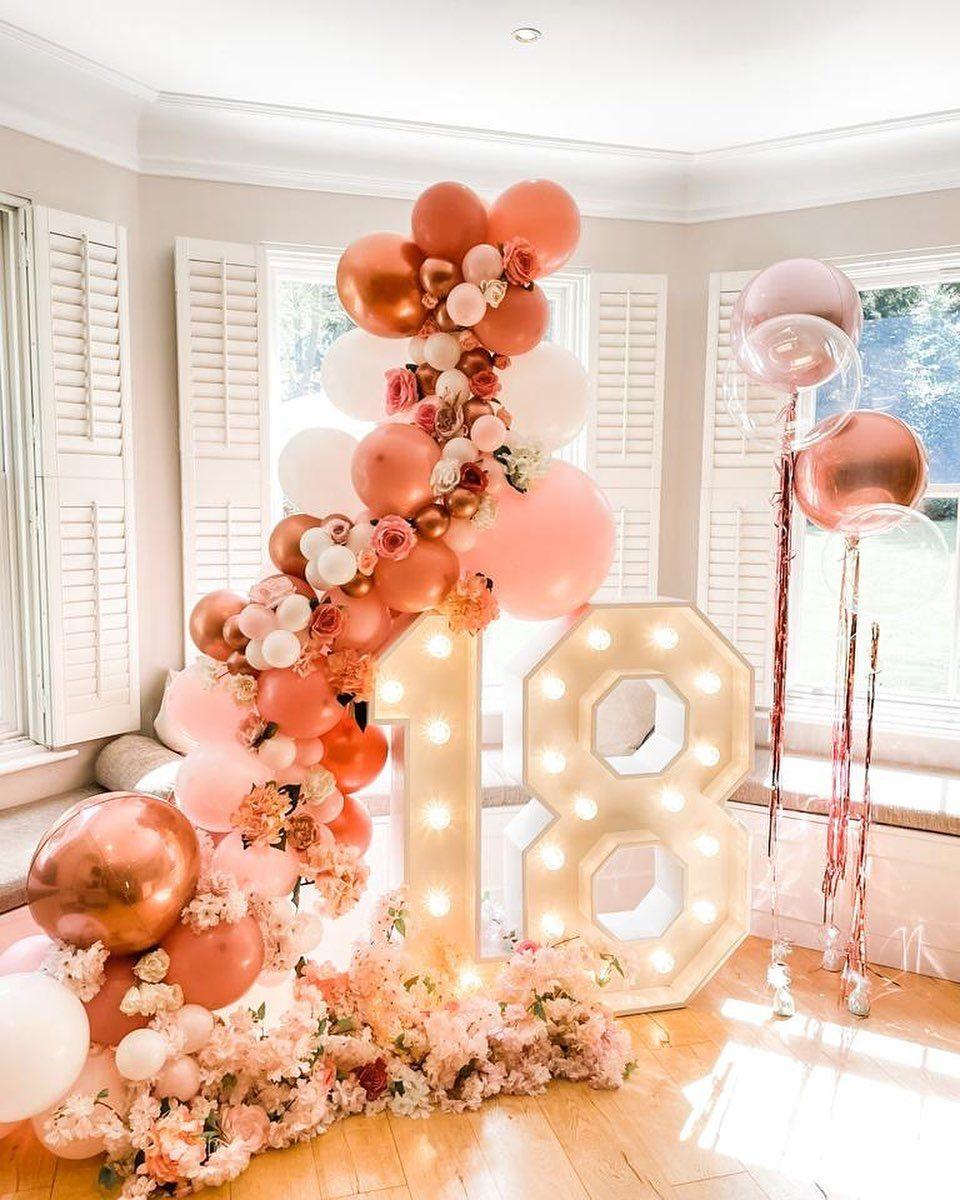 12+ balloons ideas in 12   balloons, balloon decorations ...