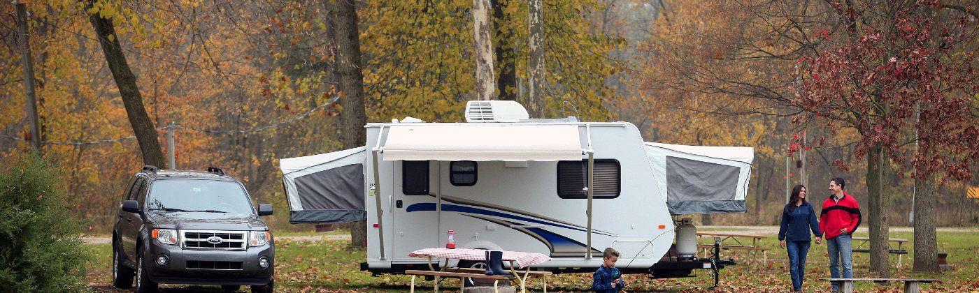 Colorado Camper Rental offers the largest RV rental