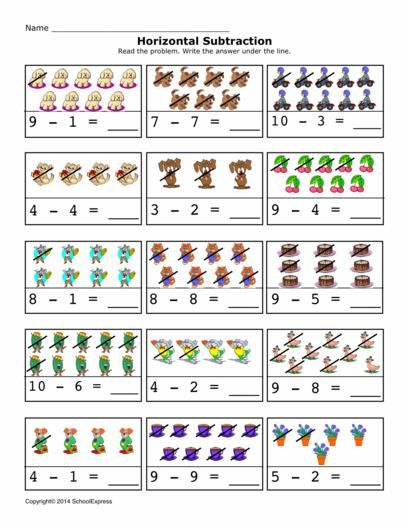 Schoolexpress Com 19000 Free Worksheets Create Your Own Worksheets Games Preschool Math Worksheets Kids Math Worksheets Kindergarten Math Worksheets