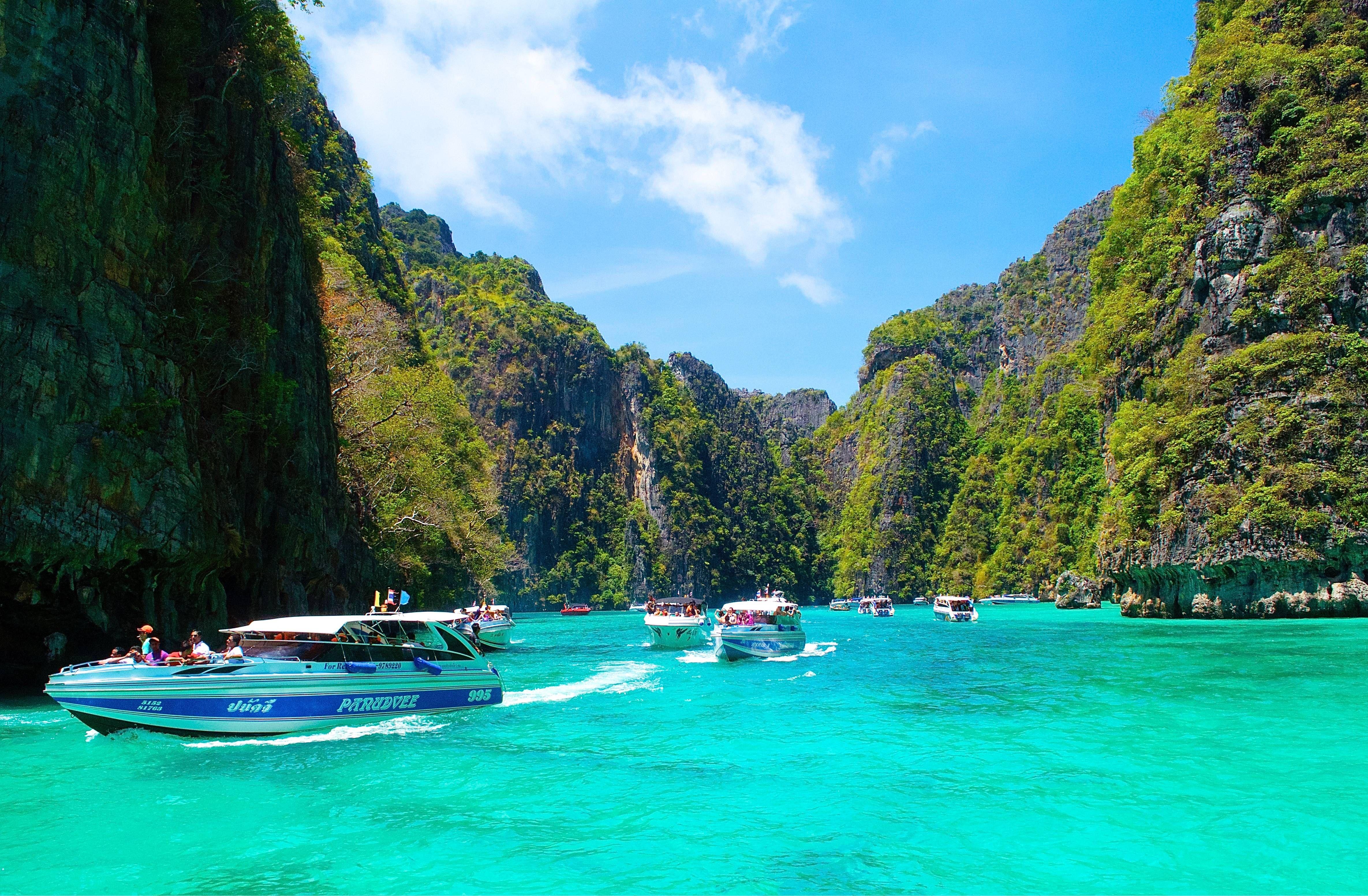koh phi phi - Google-søk  Phuket 2 Krabi  Pinterest ...