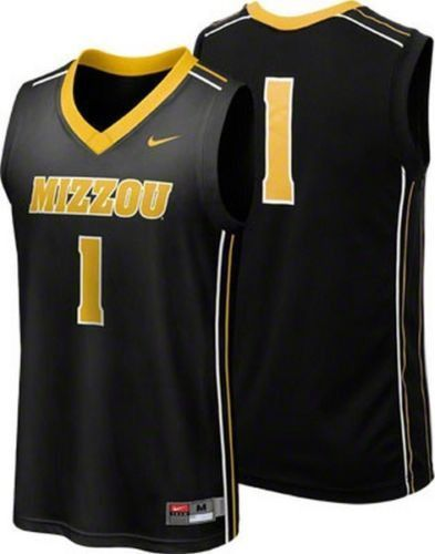 promo code 528d5 e8e1b Missouri Tigers Youth Basketball jersey Nike new without tags NCAA Mizzou  NWOT