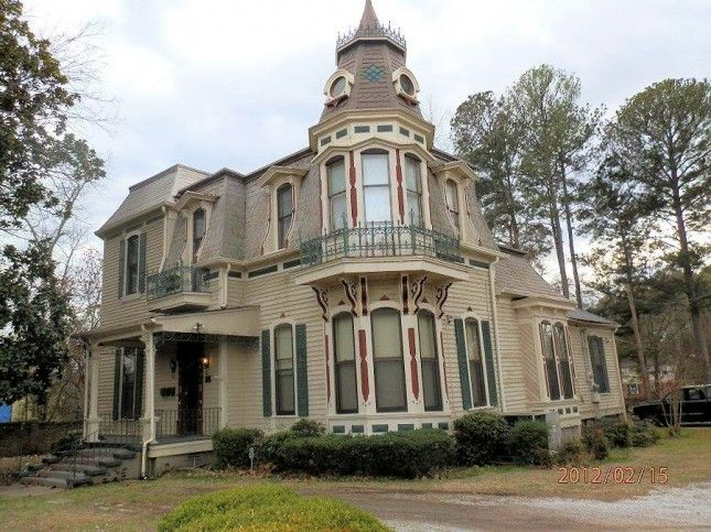1895 Second Empire – Aberdeen, MS – $139,000 | Mansions