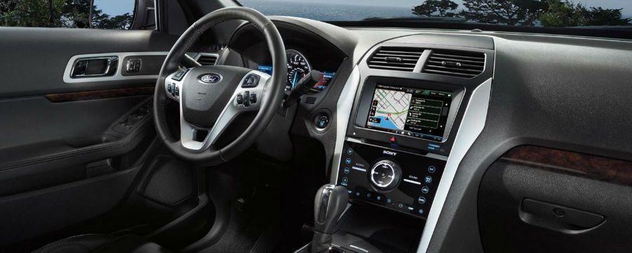 2015 Ford Explorer Limited Interior Ford Explorer Ford Explorer