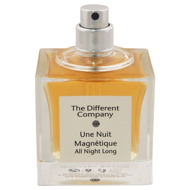 The Different Company Une Nuit Magnetique Unisex 1.7-ounce Eau de Parfum Spray