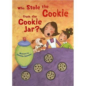 Who Stole The Cookie From The Cookie Jar Book Captivating Beth's Music Notes Who Stole The Cookie  Music Littles Review