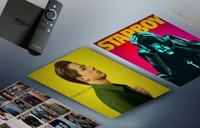 Wie kann man Apple Musik auf Amazon Fire TV spielen? Dann