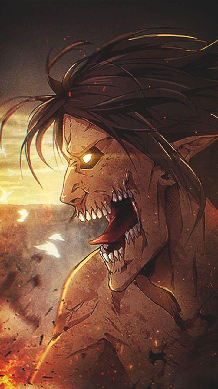 Ghim của Thần Huỷ Diệt trên Attack on Titan Hình ảnh