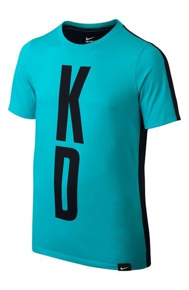 1b15e4f4 Nike 'KD 35' Dri-FIT T-Shirt (Little Boys & Big Boys) | kd35 | Dri ...
