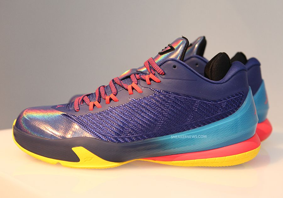 pretty nice cf7f1 a2463 Chris Paul's New Jordan CP3.VIII Upcoming Colorways ...