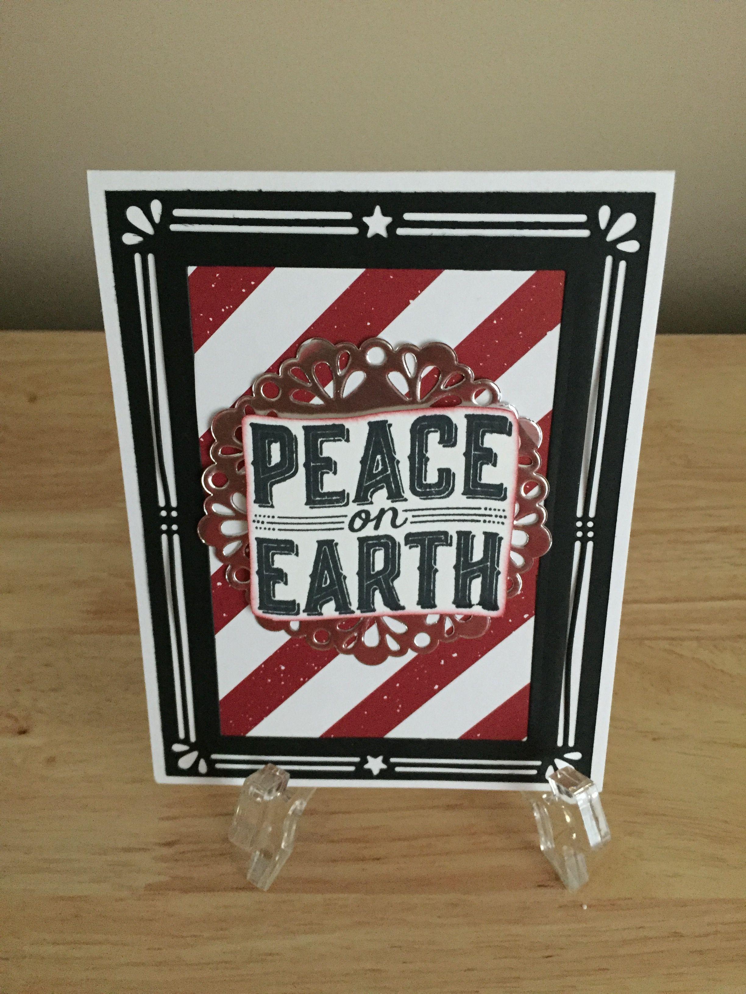 Carols of Christmas, Be Merry Designer Series Paper ...