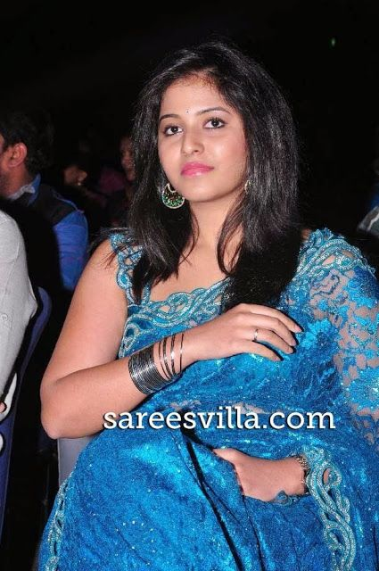 Actress anjali blue film