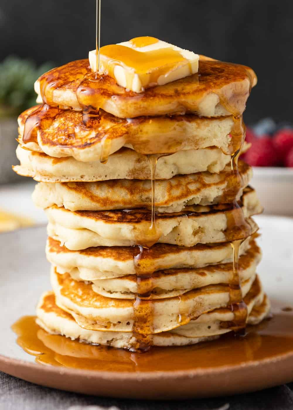 Classic fluffy pancake recipe kevin is cooking in 2020