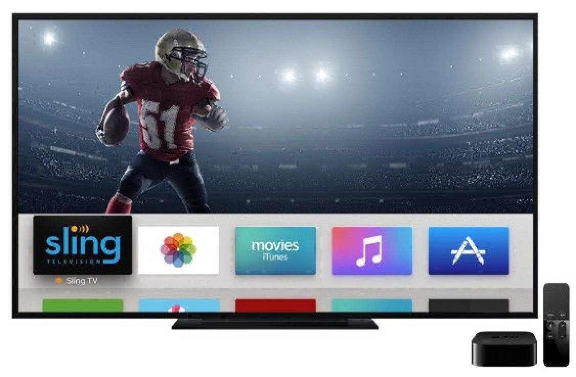 Sling TV's Cloud DVR Functionality Comes to Apple TV for