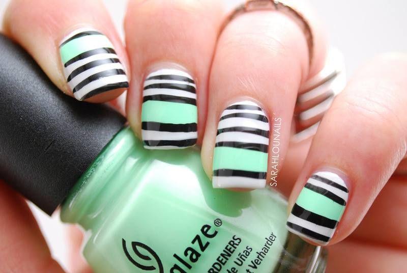 Pin de Bettina Racz en This is a nails\' world! | Pinterest