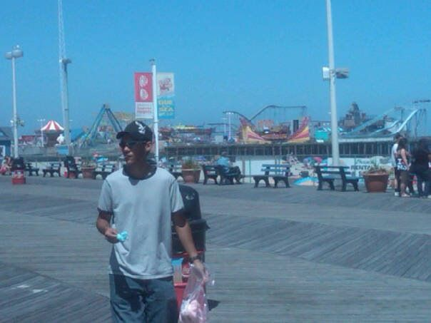 Seaside back in 09 #restoretheshore , so many good memories here I can't believe it's all gone