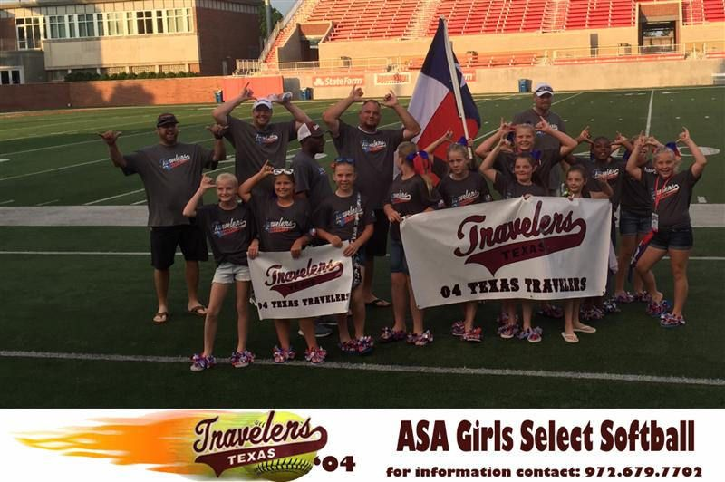 Go Travelers! Scholarships for college, Fastpitch