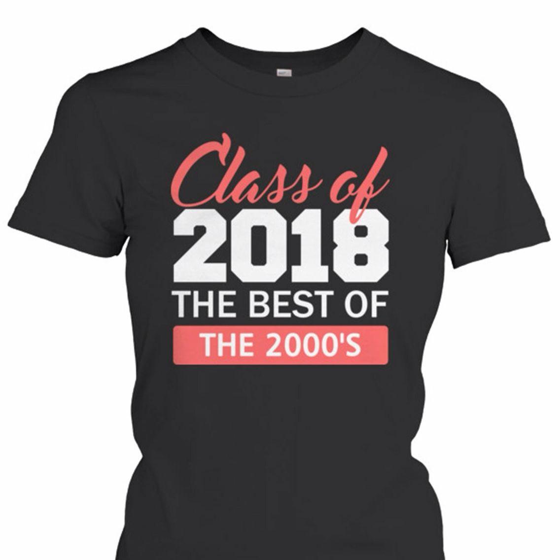 T shirt design ideas for schools - Clase Del 2018 La Mejor Del 2000