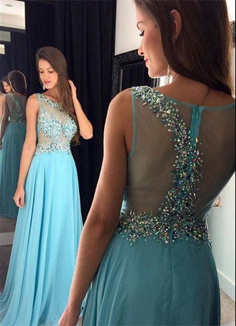 Encontrar Más Vestidos de noche Información acerca de Elegante