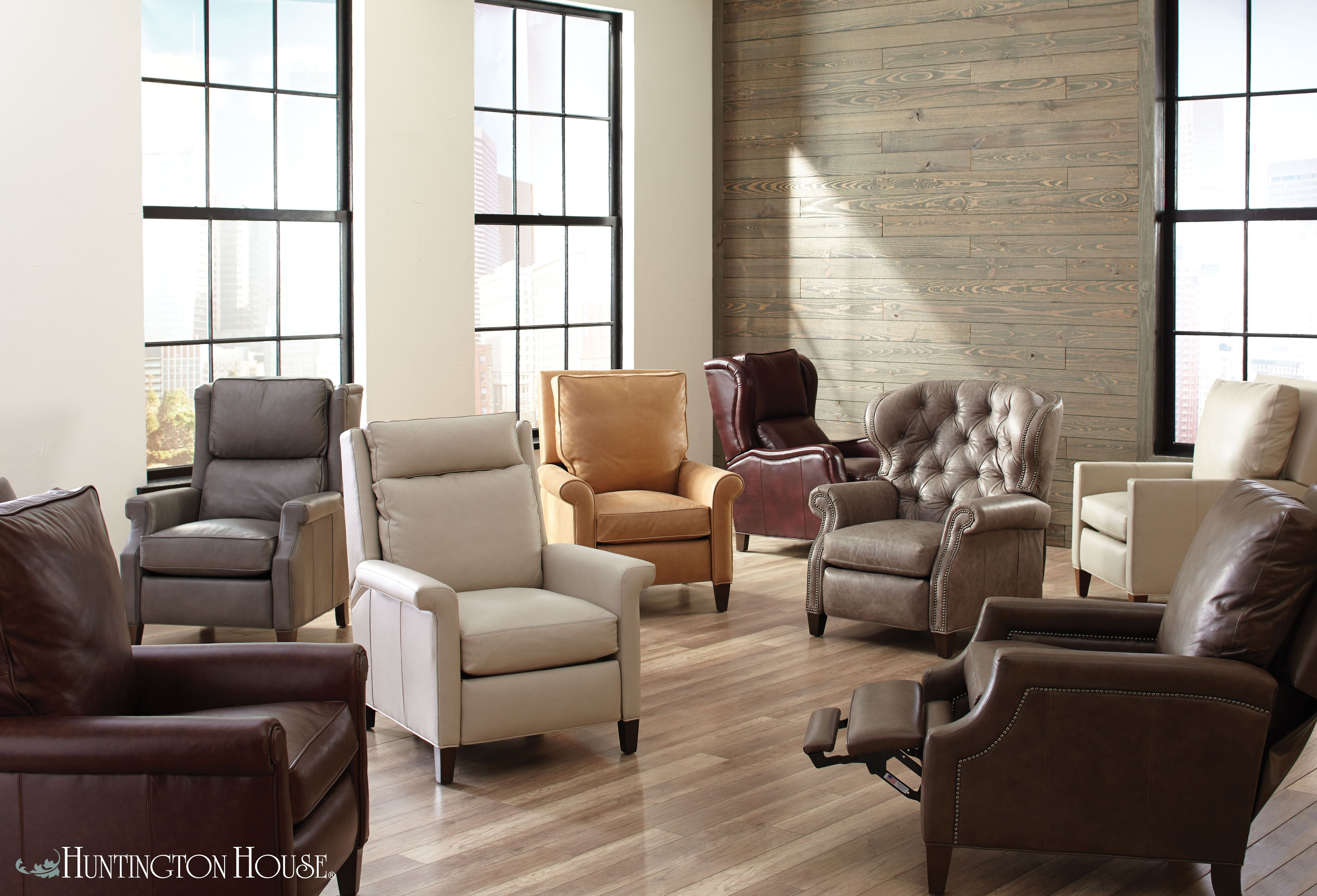 Huntington House Furniture Quality The New Recliner Collection From Huntington House American Made