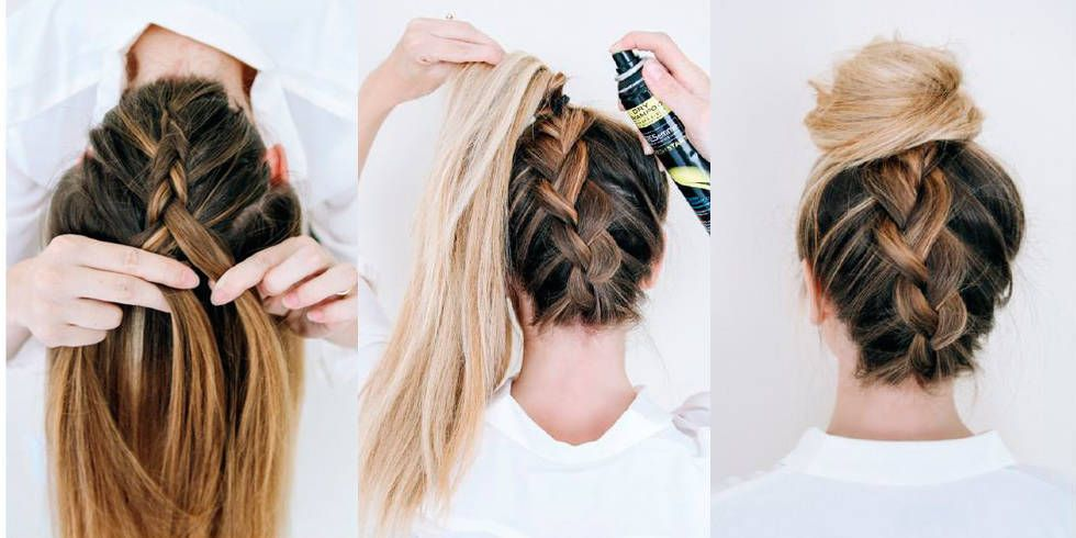 8 long hair tutorials you should steal from