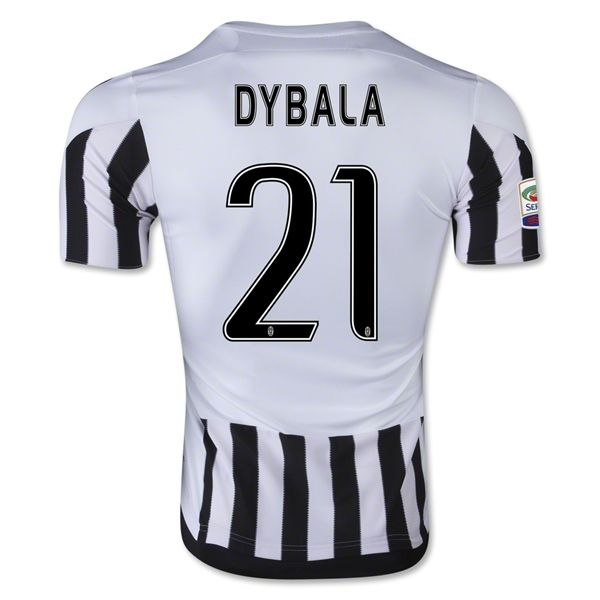 newest 460a9 3e640 Youth 2015/16 Juventus Paulo Dybala Soccer Jersey and Shorts ...
