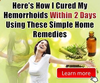 Hemorrhoids Vanished System