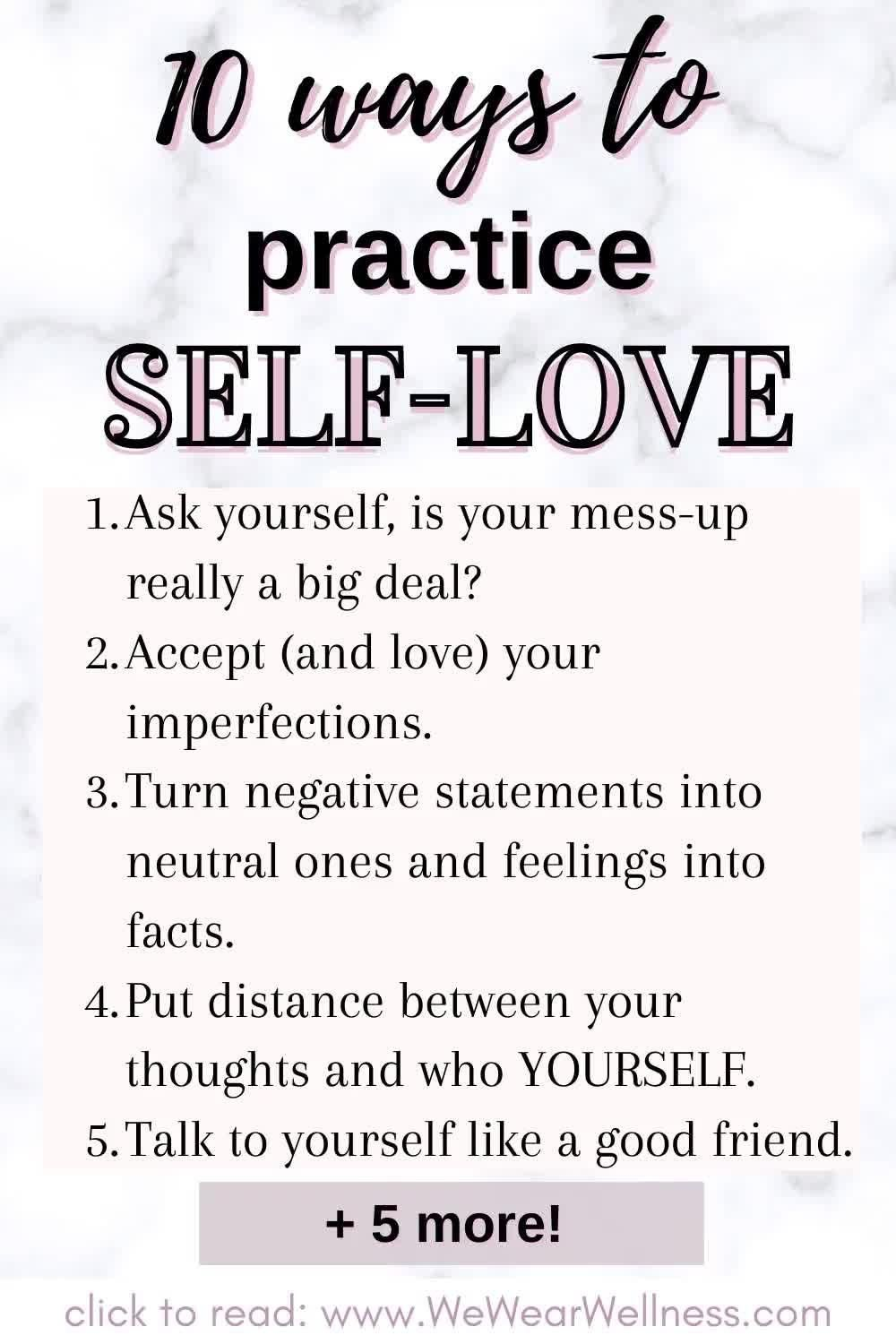 10 Powerful Ways to Love Yourself To Unleash Your Best Self