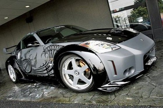 22+ Nissan 350z tokyo drift wallpaper iphone