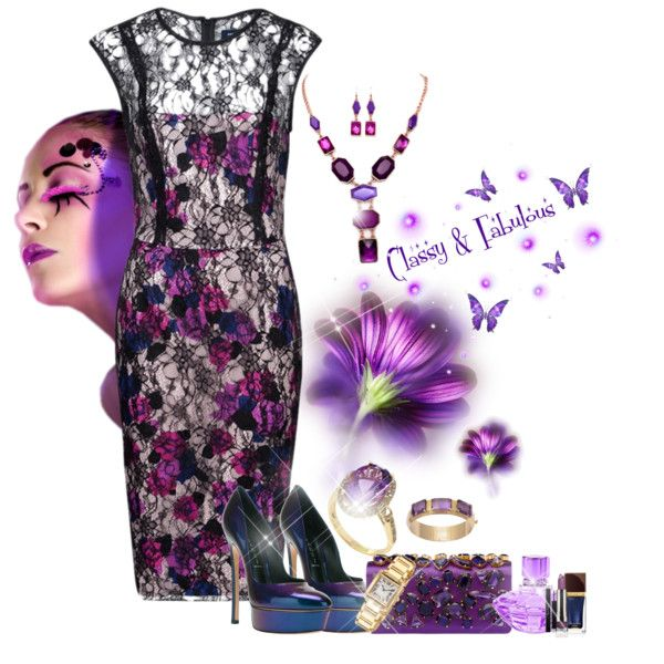Beauty withIn.༺❦❀❦ by karen-munoz20 on Polyvore featuring moda, French Connection, Casadei, Prada, Effy Collection, Cartier, LORAC, Christian Dior and Tom Ford