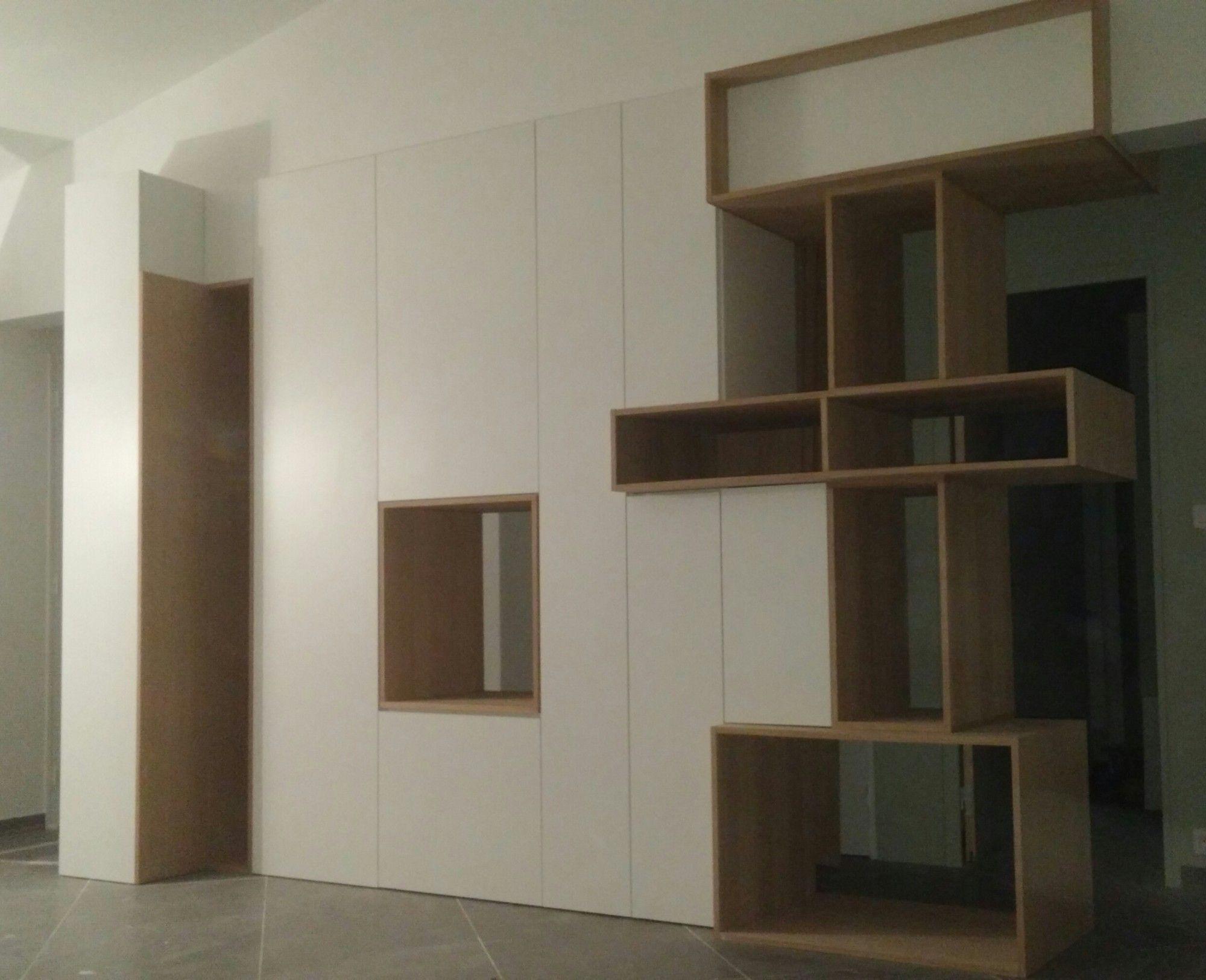 Ikea Placard Sur Mesure meuble de separation de piece ikea #1 - meuble sur mesure