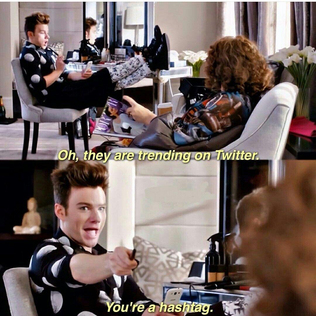 Chris In The Ab Fab Movie Ab Fab Movie Chris Colfer Glee Cast