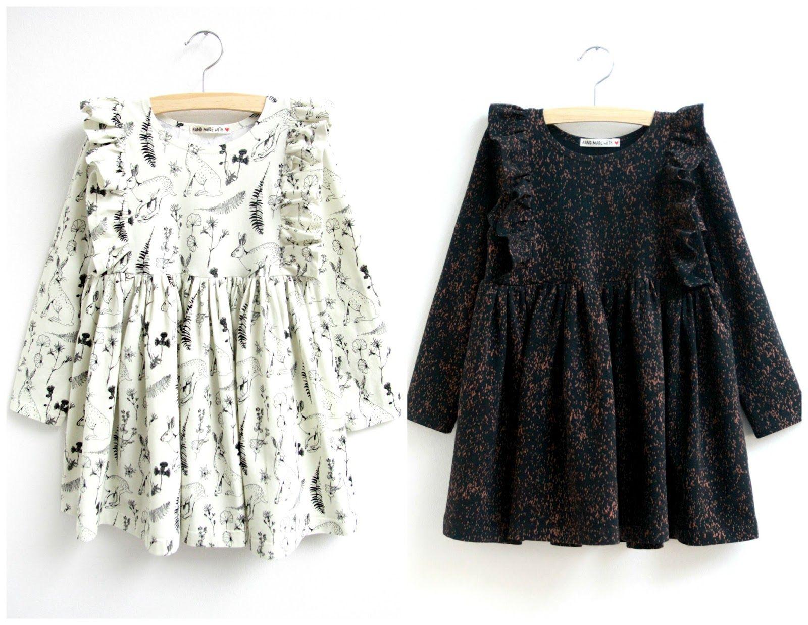 Mélangez - Faites: Patron gratuit: robe Millie | Robe | Pinterest ...