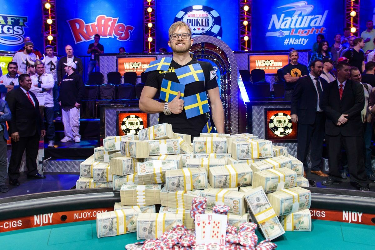 Every World Series Of Poker Main Event Winner Ever Wsop Champions World Series Of Poker Betting Secrets Revealed