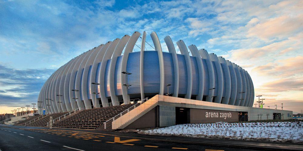 Arena Zagreb Upi 2m Sports Facility Architecture Stadium Architecture Stadium Design