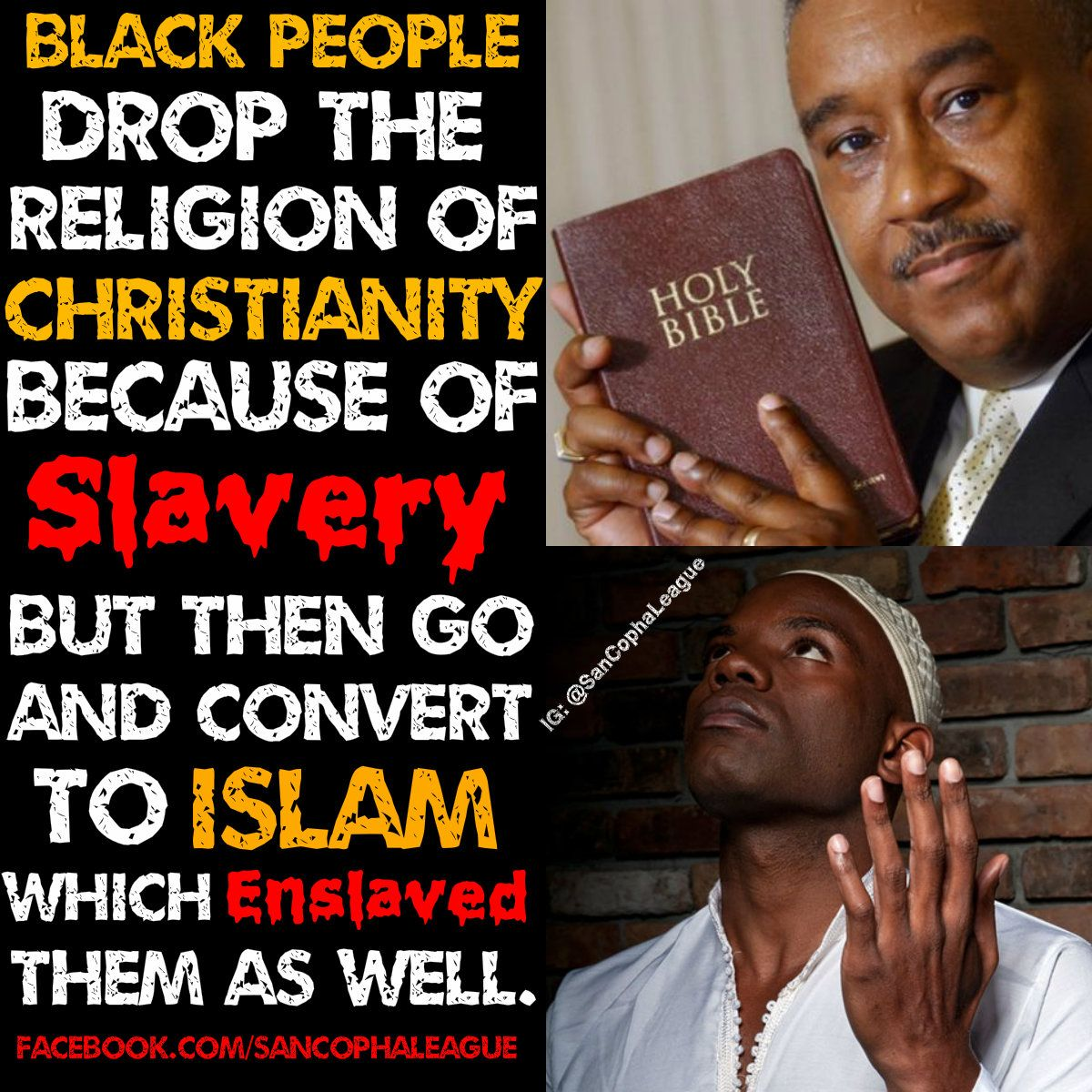 thoughts on christianity slavery and the And here we may venture to lay before the christian world our views as a church upon the subject of slavery we beg a candid hearing in the first place, we would have it distinctly.
