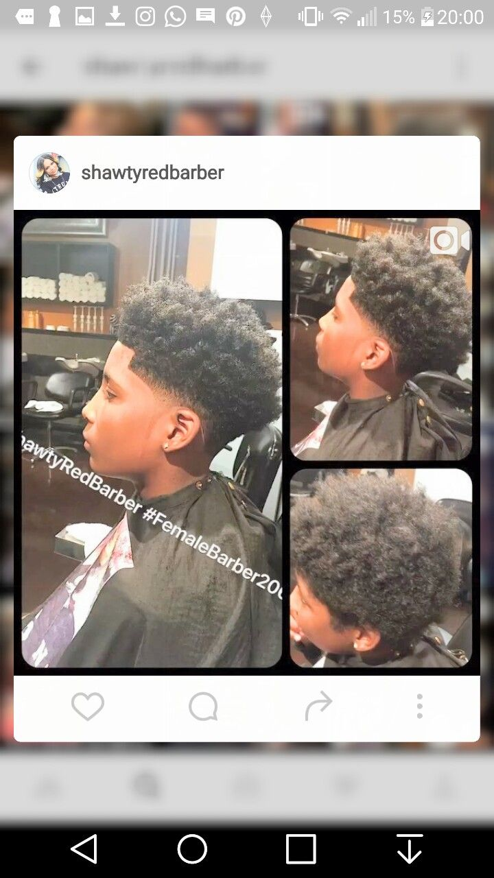 Pin By Sheila Klatt On Curl Boy S Afro With Images