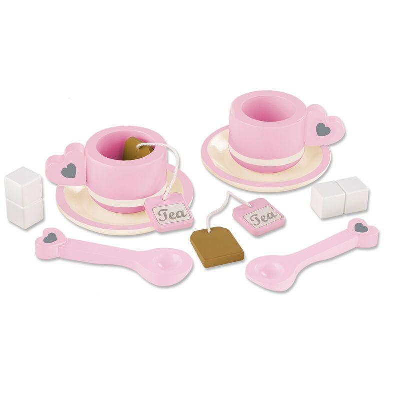 KidKraft  Prairie Tea Set  GiocoJuguetes  Juguetes