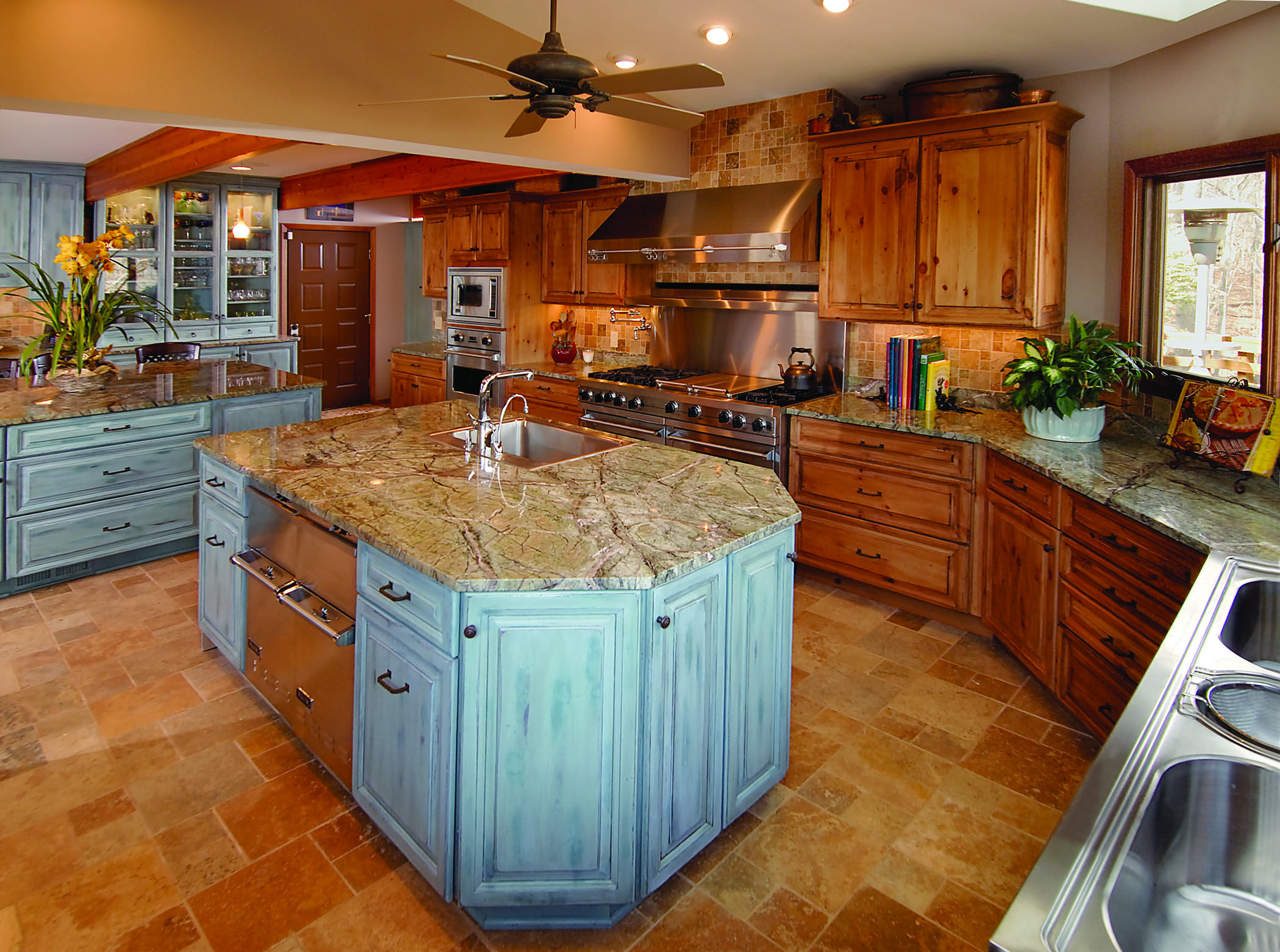kitchen remodeling pittsburgh island with granite top design and improvements nelson
